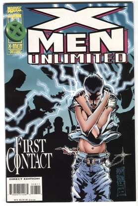 Picture of X-MEN UNLIMITED (1993) #8 9.4 NM