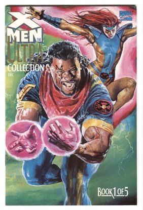 Picture of X-MEN ULTRA COLLECTION #1 9.4 NM