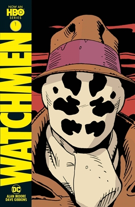 Picture of WATCHMEN TP INTERNATIONAL EDITION NEW EDITION