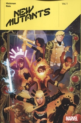 Picture of NEW MUTANTS BY HICKMAN TPB VOL 1