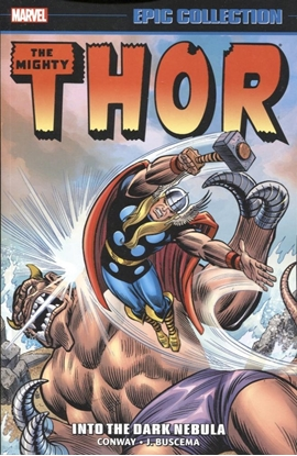 Picture of THOR EPIC COLLECTION TPB INTO DARK NEBULA