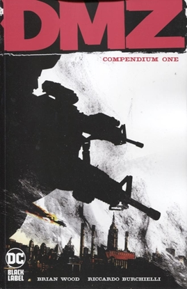 Picture of DMZ COMPENDIUM TPB VOL 1