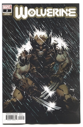 Picture of WOLVERINE #2 FINCH VAR DX