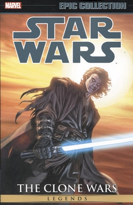 Picture of STAR WARS LEGENDS EPIC COLLECTION CLONE WARS TPB VOL 3