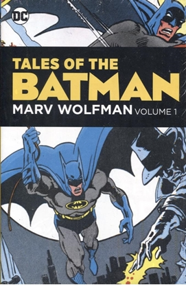 Picture of TALES OF THE BATMAN BY MARV WOLFMAN HC VOL 1