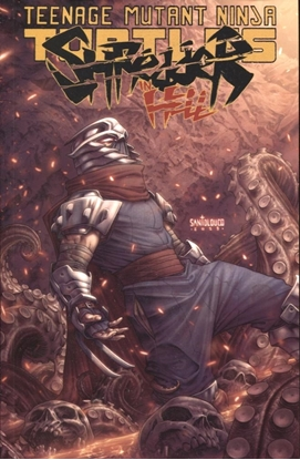 Picture of TMNT SHREDDER IN HELL TPB