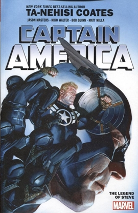 Picture of CAPTAIN AMERICA BY TA-NEHISI COATES TPB VOL 3 LEGEND OF STEVE