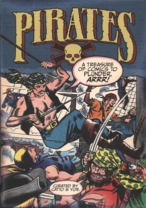 Picture of PIRATES A TREASURE OF COMICS TO PLUNDER TPB VOL 1 (MR)