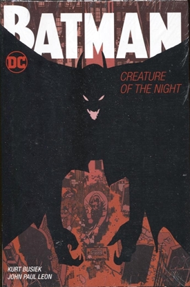 Picture of BATMAN CREATURE OF THE NIGHT HC