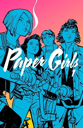 Picture of PAPER GIRLS TP VOL 1