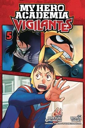 Picture of MY HERO ACADEMIA VIGILANTES GN VOL 05