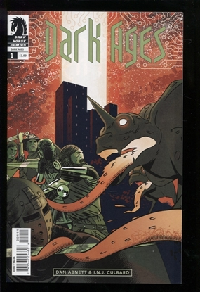 Picture of DARK AGES (2014) #1