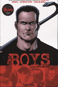 THE BOYS OMNIBUS VOLUMES BY DYNAMITE