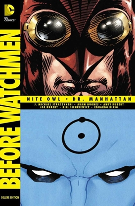 Picture of BEFORE WATCHMEN NITE OWL DR MANHATTAN TPB