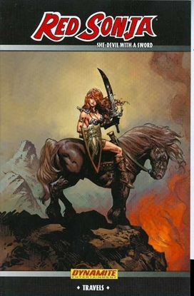 Picture of RED SONJA TRAVELS TPB VOL 1