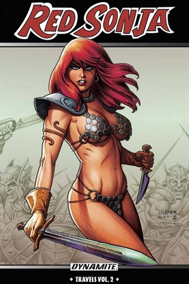 Picture of RED SONJA TRAVELS TPB VOL 2