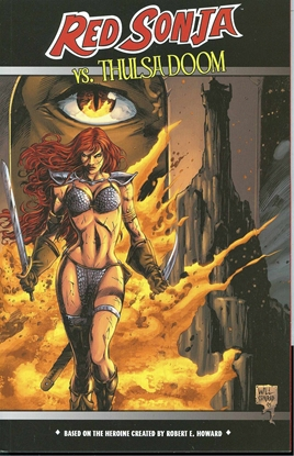Picture of RED SONJA VS THULSA DOOM TPB