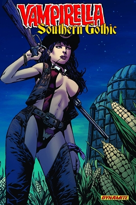 Picture of VAMPIRELLA SOUTHERN GOTHIC TPB