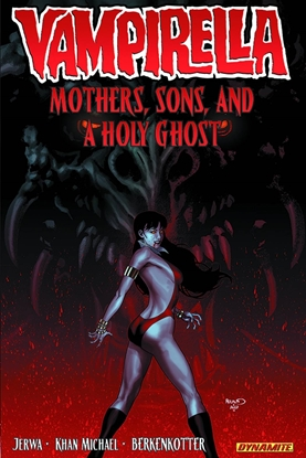 Picture of VAMPIRELLA TPB VOL 5 MOTHERS SONS & HOLY GHOST