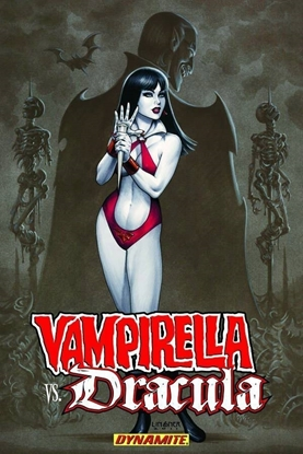 Picture of VAMPIRELLA VS DRACULA TPB