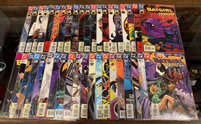 Picture of BATGIRL (2000) #1-73 + ANNUAL #1 & SPECIAL SET  VF/NM