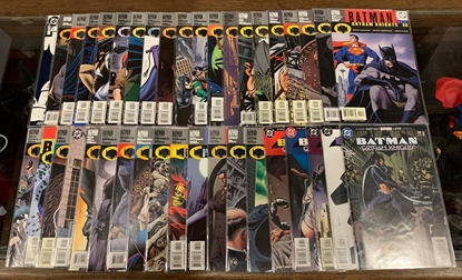Picture of BATMAN GOTHAM KNIGHTS (2000) #1-74 SET VF/NM /MISSING #39