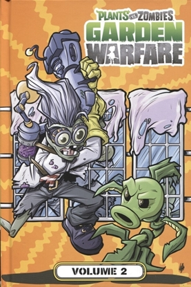Picture of PLANTS VS ZOMBIES HC LAWNMAGEDDON NEW PRINTING