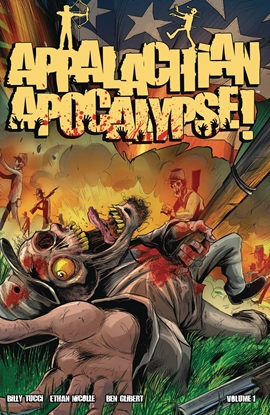Picture of APPALACHIAN APOCALYPSE TPB