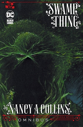 Picture of SWAMP THING BY NANCY A COLLINS OMNIBUS HC (MR)
