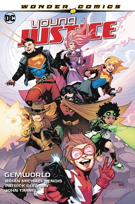 Picture of YOUNG JUSTICE TPB VOL 1 GEMWORLD