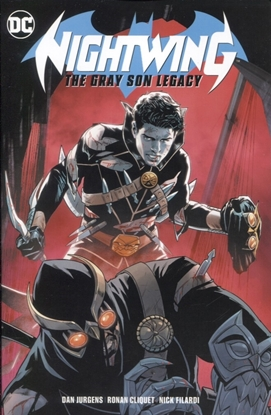 Picture of NIGHTWING TPB VOL 1 THE GRAY SON LEGACY