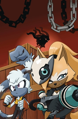 Picture of SONIC THE HEDGEHOG TANGLE & WHISPER TPB VOL 1