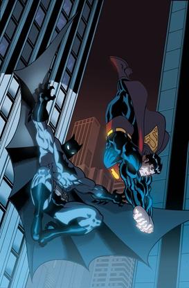 Picture of SUPERMAN BATMAN OMNIBUS HC VOL 1