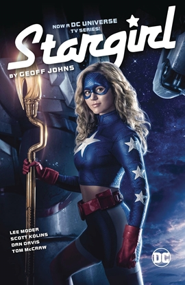 Picture of STARGIRL BY GEOFF JOHNS TPB