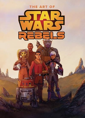 Picture of ART OF STAR WARS REBELS HC