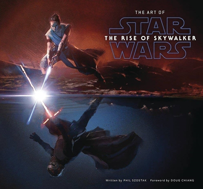Picture of ART OF STAR WARS RISE OF SKYWALKER HC