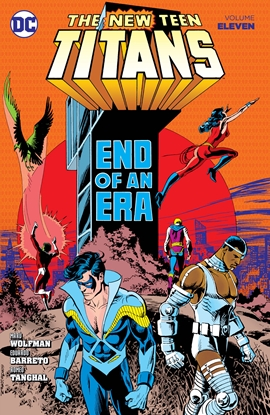 Picture of NEW TEEN TITANS TPB VOL 11