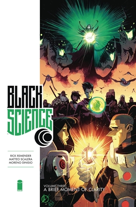 Picture of BLACK SCIENCE PREMIERE HC VOL 3 (MR)