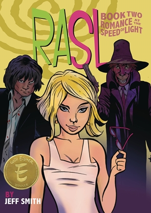 Picture of RASL COLOR ED TPB VOL 2 (OF 3) ROMANCE AT SPEED OF LIGHT (MR)