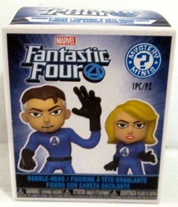 Picture of FUNKO FANTASTIC FOUR MYSTERY MINI