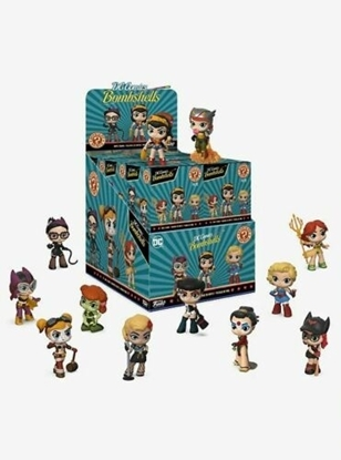 Picture of FUNKO MYSTERY MINI BOMBSHELLS