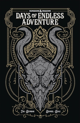 Picture of DUNGEONS & DRAGONS DAYS OF ENDLESS ADV TPB