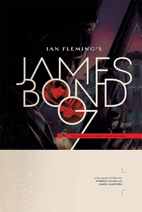 Picture of JAMES BOND COMP WARREN ELLIS OMNIBUS HC