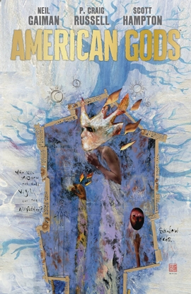 Picture of NEIL GAIMAN AMERICAN GODS HC VOL 3 MOMENT STORM