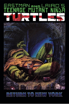 Picture of TMNT COLOR CLASSICS TPB VOL 3