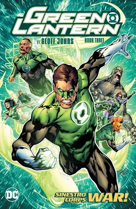 Picture of GREEN LANTERN BY GEOFF JOHNS TPB BOOK 3