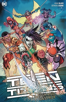 Picture of TEEN TITANS TPB VOL 3 SEEK AND DESTROY