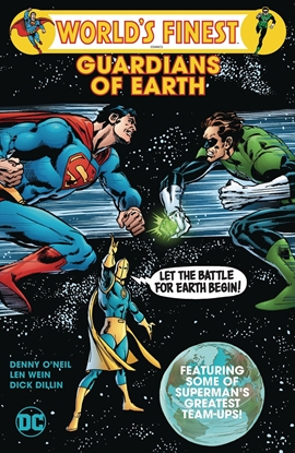 Picture of WORLDS FINEST GUARDIANS OF THE EARTH HC