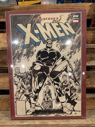 Picture of JOHN BYRNE X-MEN ARTIFACT ED HC (Net) (C: 0-1-2)