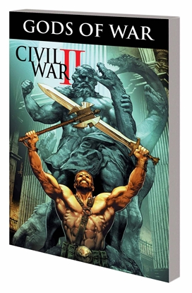 Picture of CIVIL WAR II GODS OF WAR TP